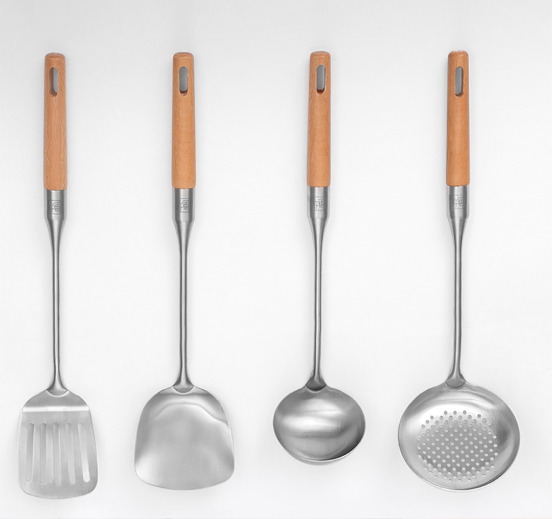 Xiaomi YiWuYiShi Stainless Steel Cooking Utensils