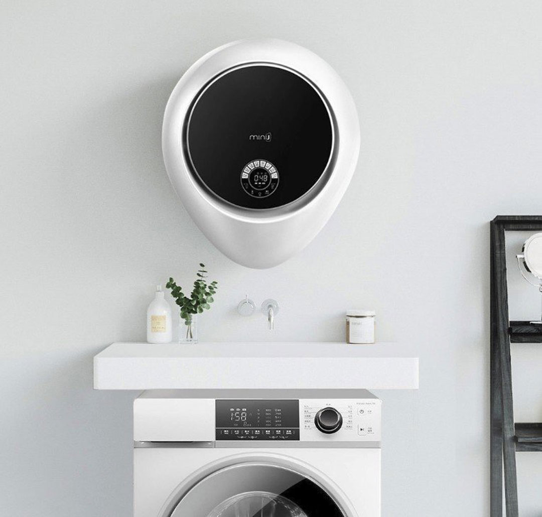 Xiaomi MINIJ Wall-Mounted Washing Machine