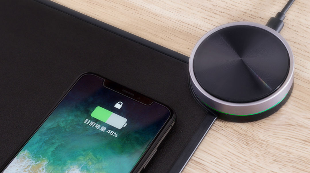 Xiaomi MIIIW Smart Wireless Charger Mouse Pad