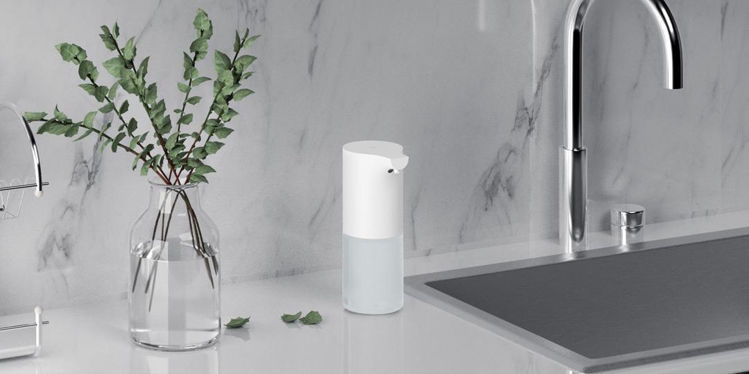 Xiaomi Mijia Auto IR Induction Foaming Hand Wash Dispenser Set