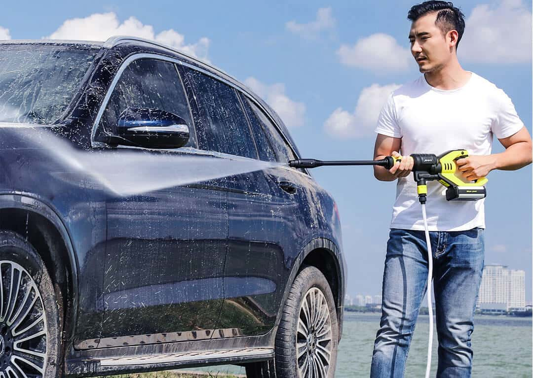 Xiaomi Jimmy Cordless Handheld Pressure Washer JW31