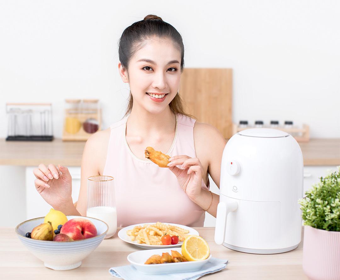 Xiaomi Lexiu Air Fryer 2L