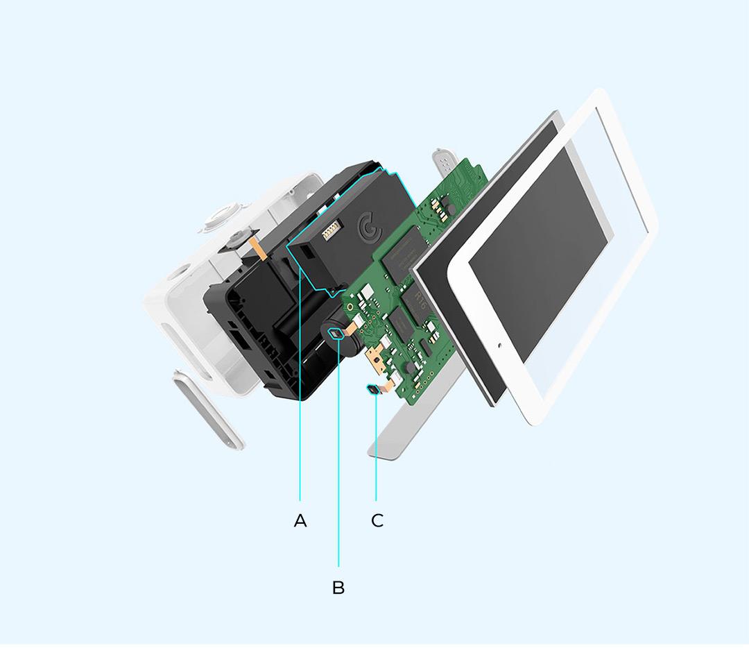 Xiaomi MiJia Smart Air Quality Monitor