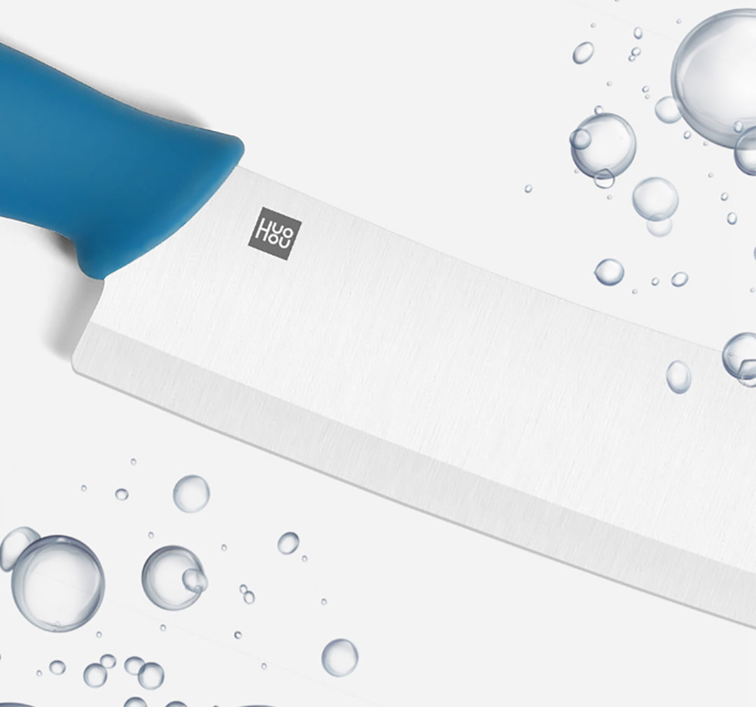 Xiaomi HuoHou 4-In-1 Ceramic Knife And Chopping Board Set
