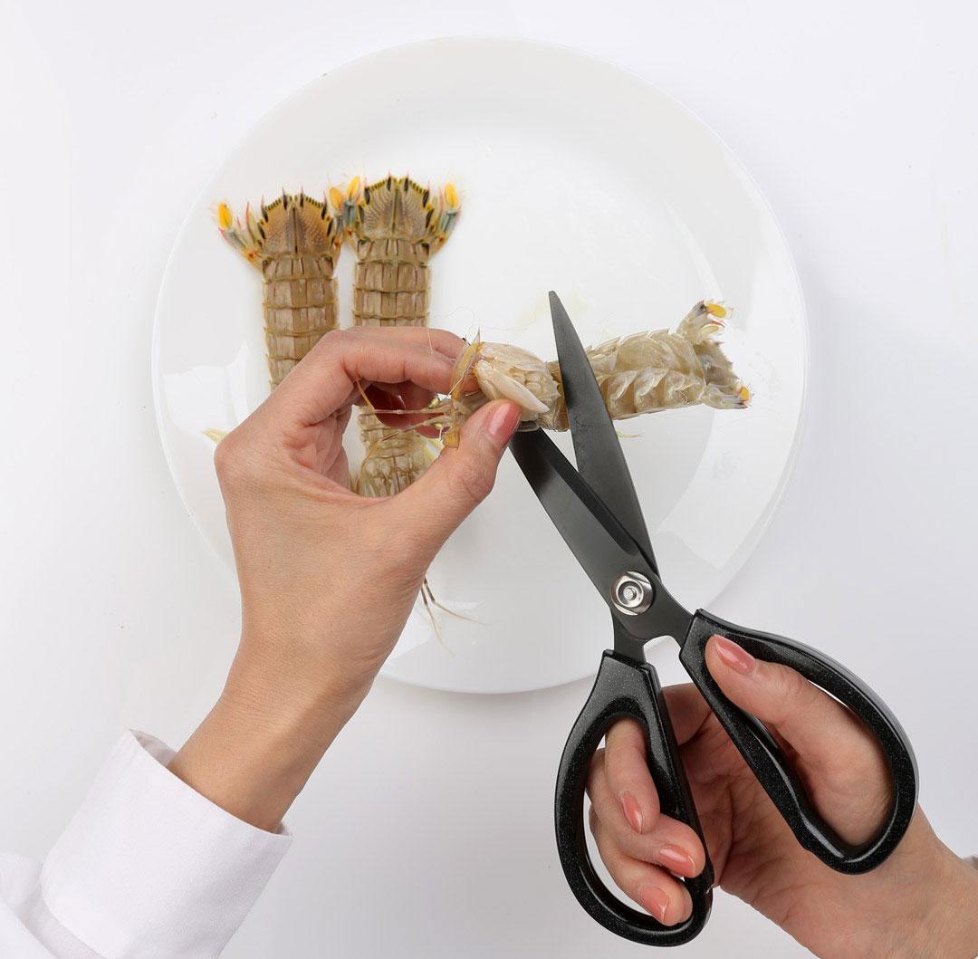 Xiaomi HuoHou Stainless Steel Kitchen Scissor
