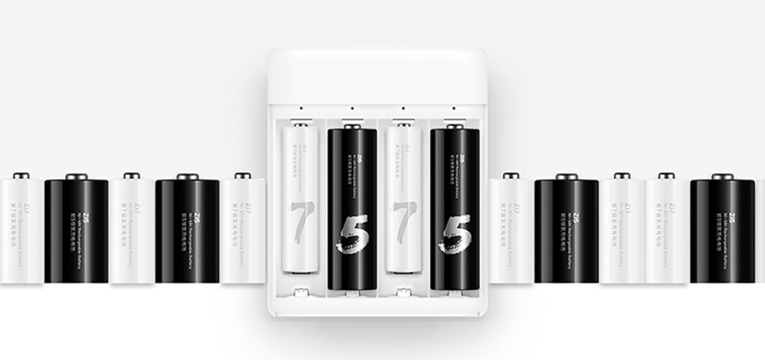 Xiaomi ZMI Ni-MH Rechargeable Battery