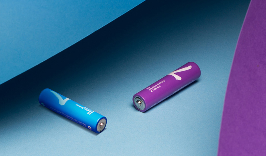 Xiaomi ZMI ZI7 Alkaline Battery – AAA