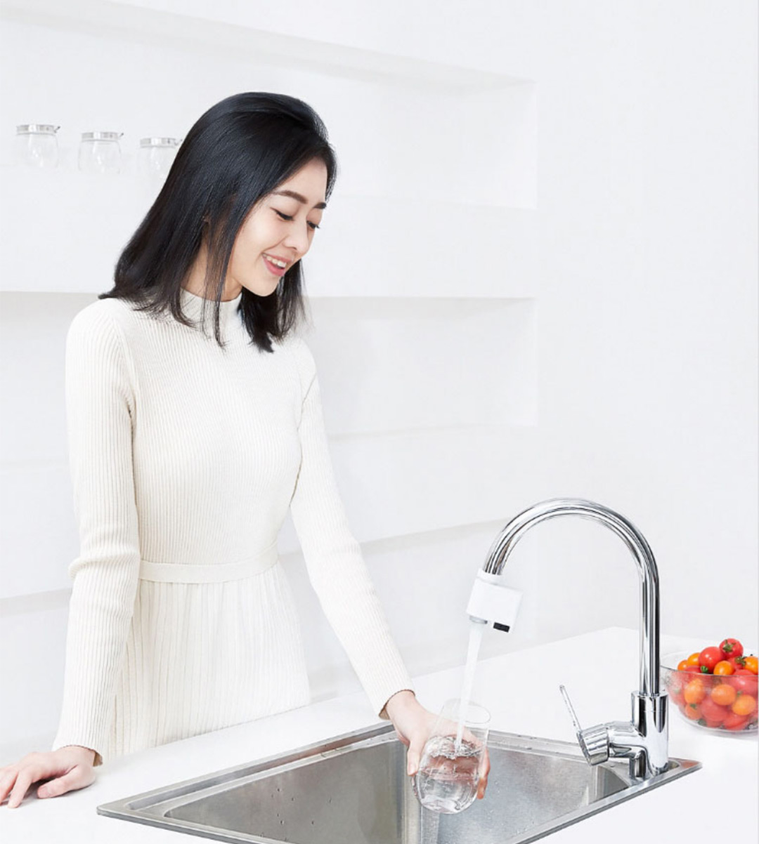 Xiaomi Xiaoda Water Saver Tap Smart Sensor (International Version)