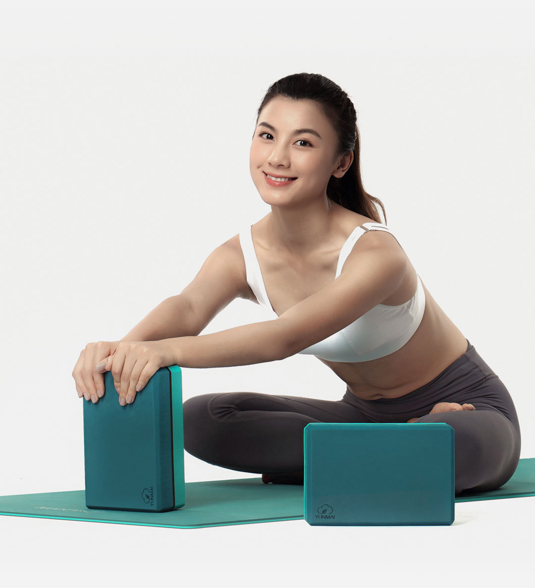 Xiaomi Yunmai High Density EVA Yoga Block 2PCS