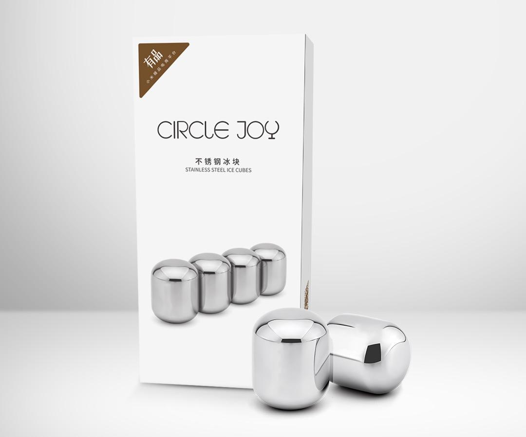 Xiaomi Circle Joy Stainless Steel Ice Cube