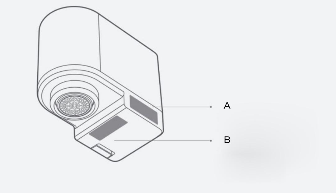 Xiaomi Xiaoda Water Saver Tap Smart Sensor (International Version)