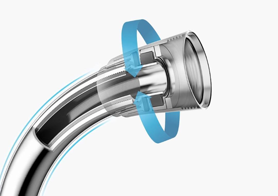 Xiaomi Diiib Shower Set Silver