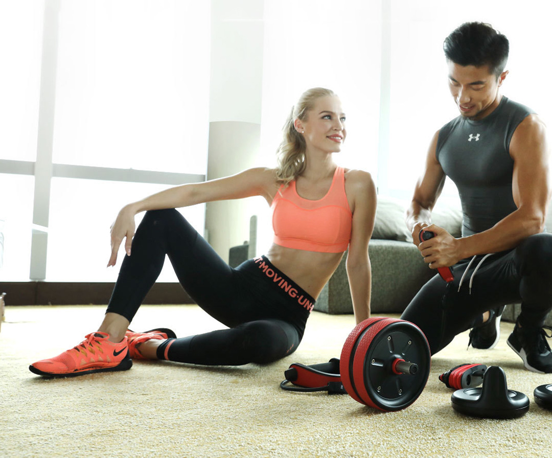 Xiaomi Move It 4-In-1 Smart Fitness Equipment