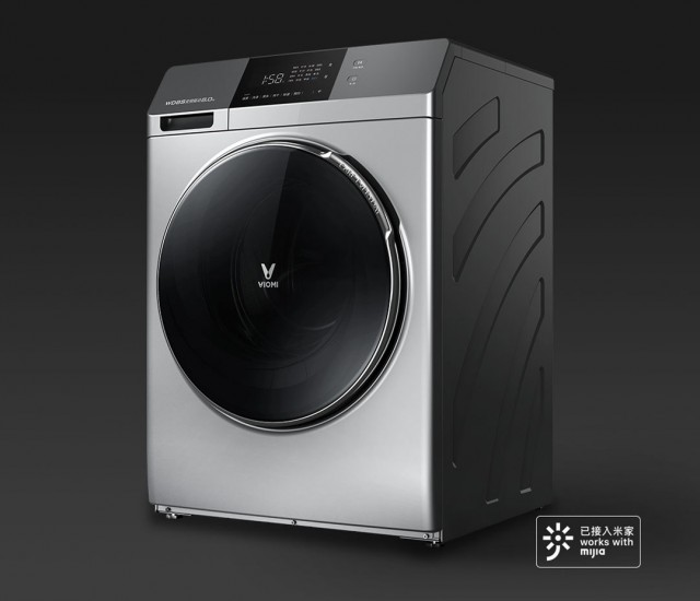 Xiaomi Viomi Smart 2-In-1 Washer And Dryer