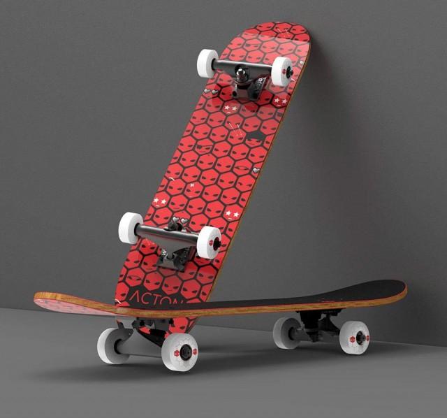 Xiaomi Acton Double Rocker Skateboard B1