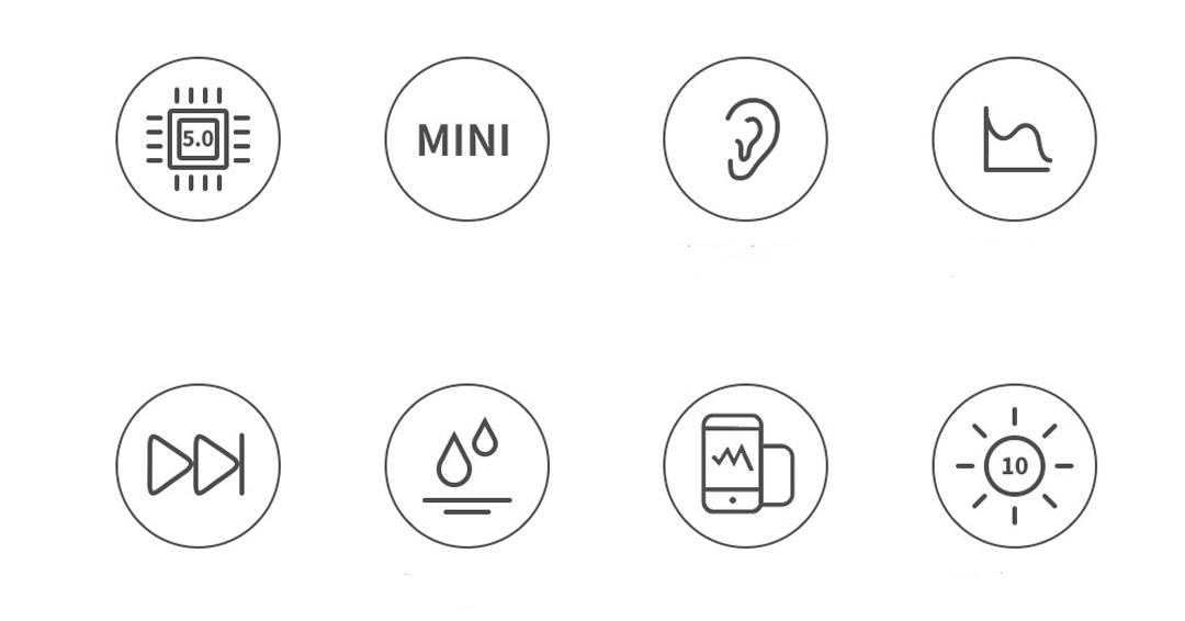 Xiaomi QCY Wireless Earphone Mini 2