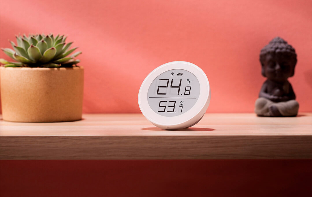 ClearGrass Bluetooth Digital Hygrometer Thermometer M Edition