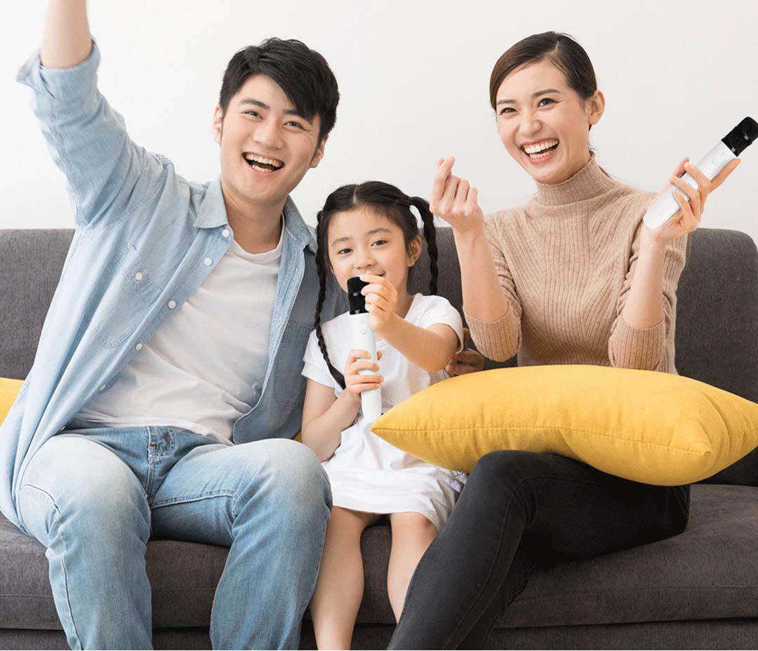 Xiaomi Pure Mic Karaoke Wireless Microphone U7