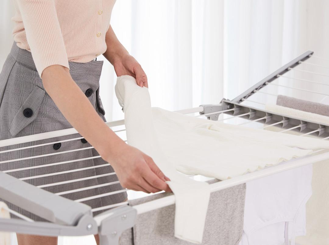 Mr. Bond Dual Wing Foldable Drying Rack