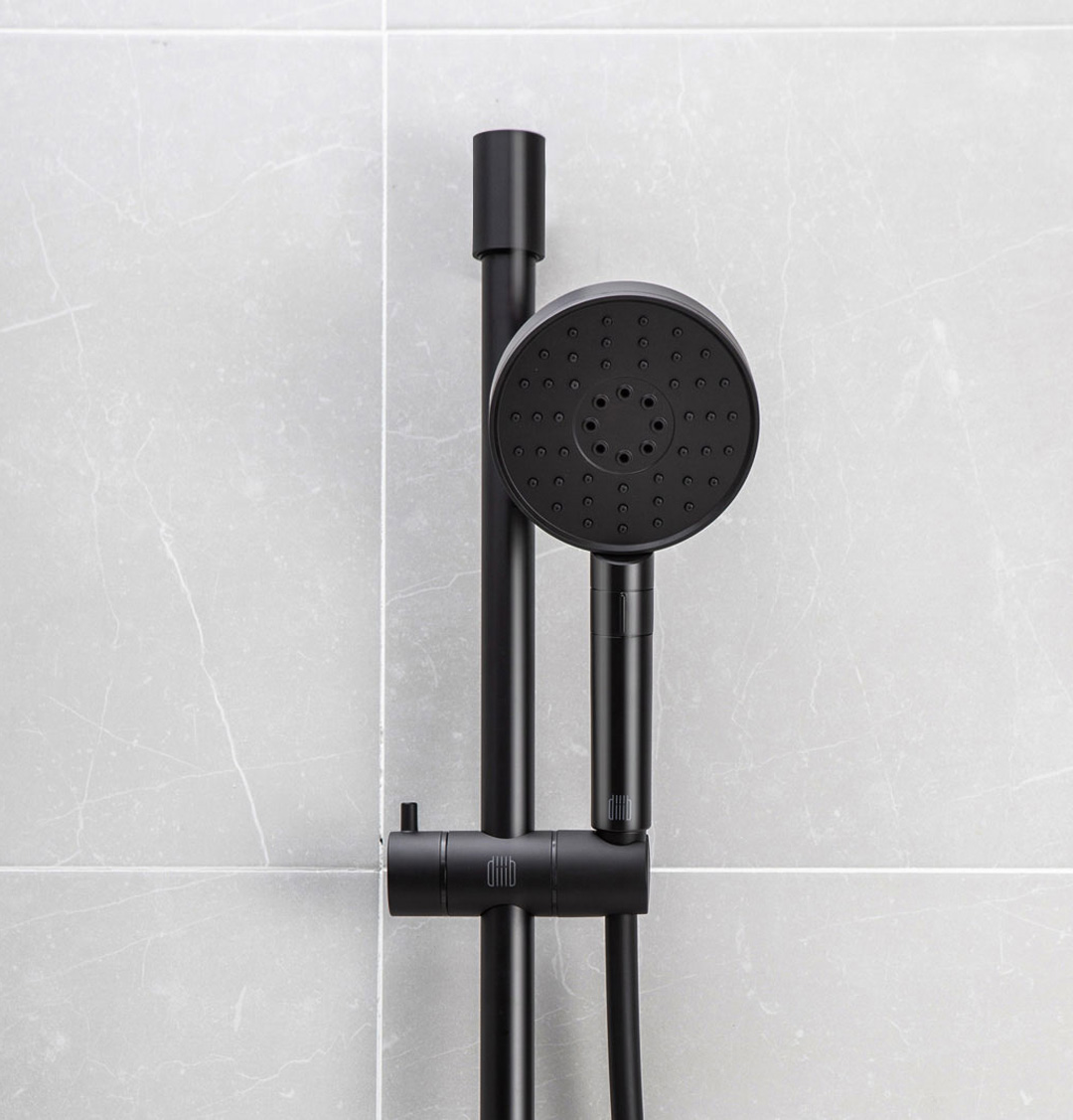 Xiaomi Diiib Shower Set Matt Black