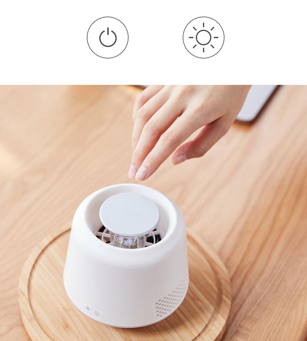 QiaoQingTing Mosquito Light Trap