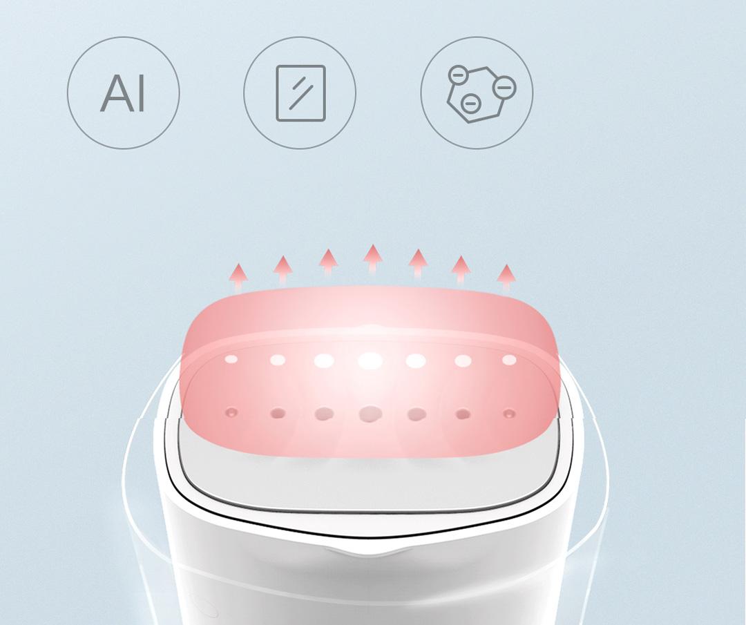 Xiaomi Zajia Handheld Garment Steamer