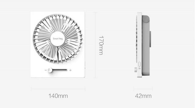 Xiaomi Smart Frog Mini Foldable USB Fan