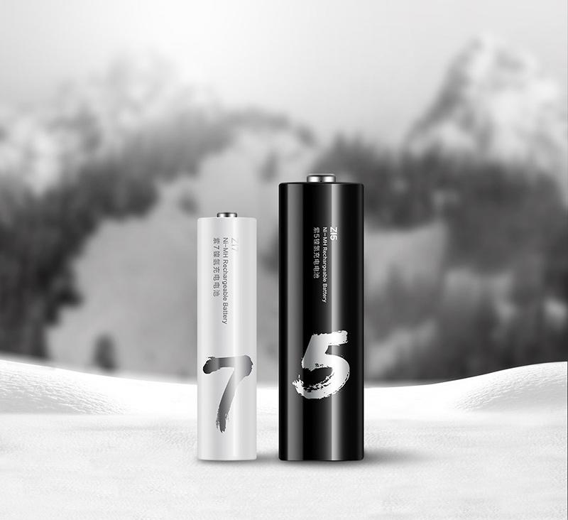 Xiaomi ZMI Ni-MH Rechargeable Battery