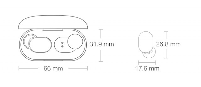 Xiaomi HAYLOU GT1 Wireless Bluetooth Earphones