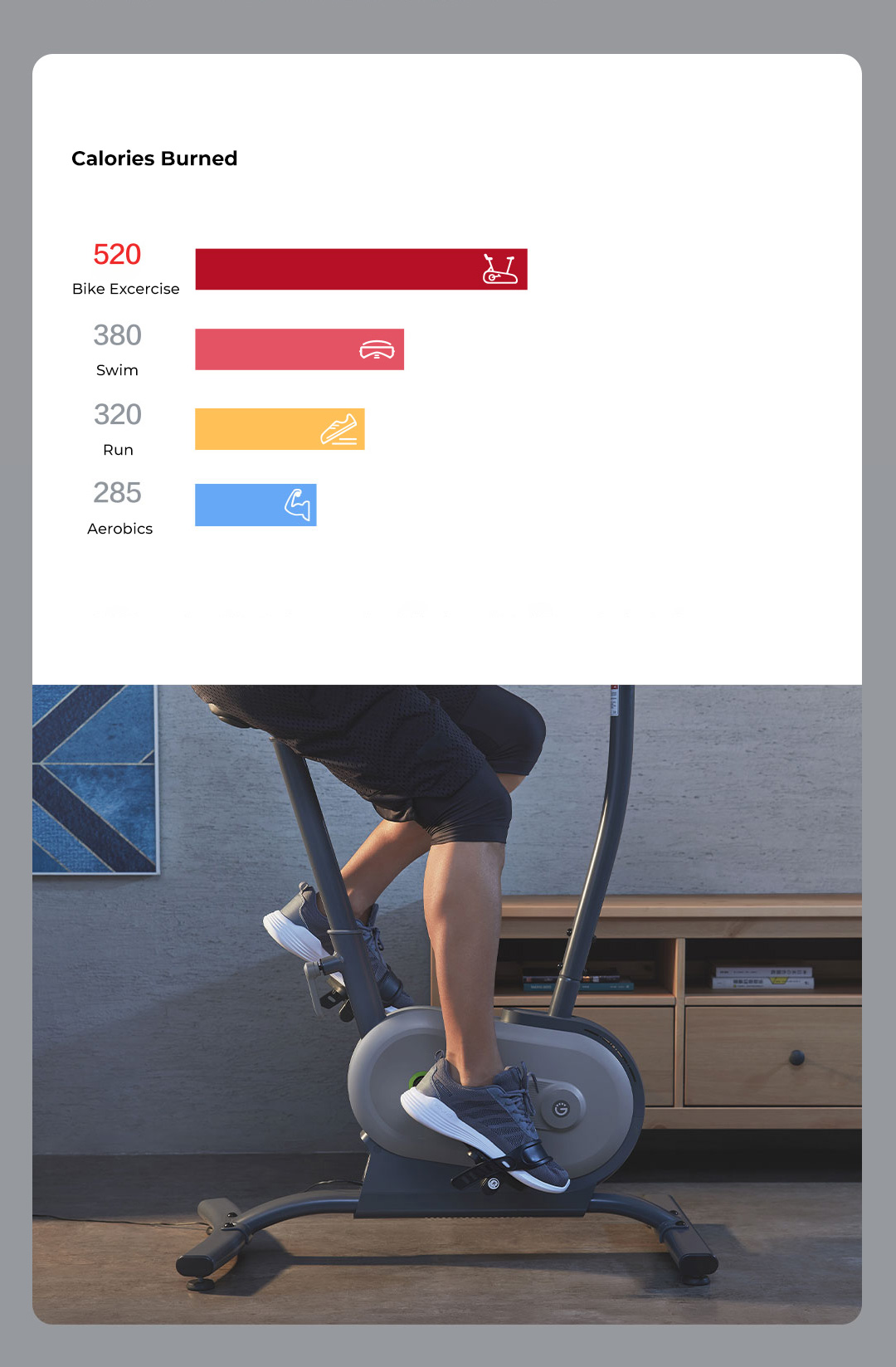 Xiaomi NEXGIM AI Smart Exercise Bike