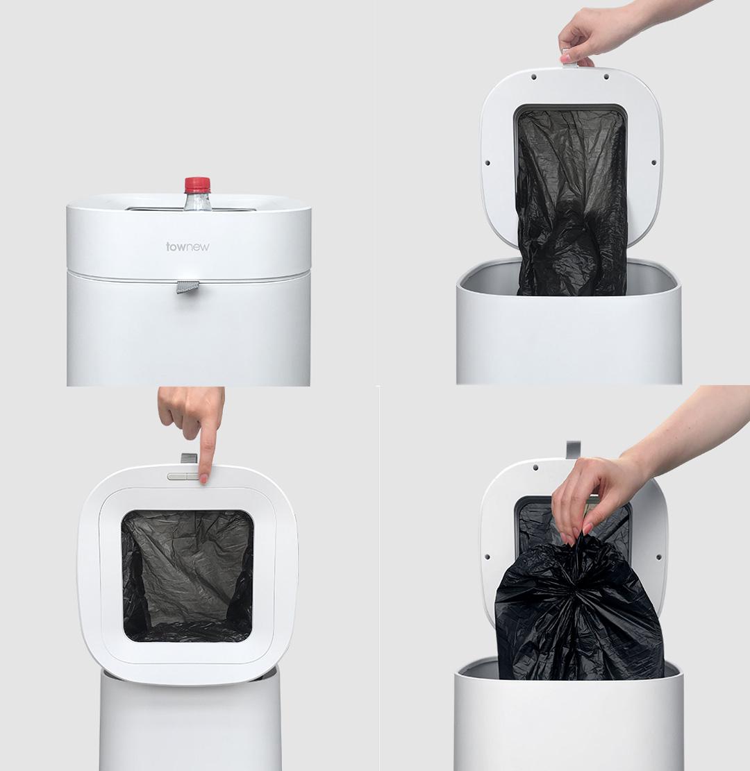 Xiaomi Townew T Air Smart Bin