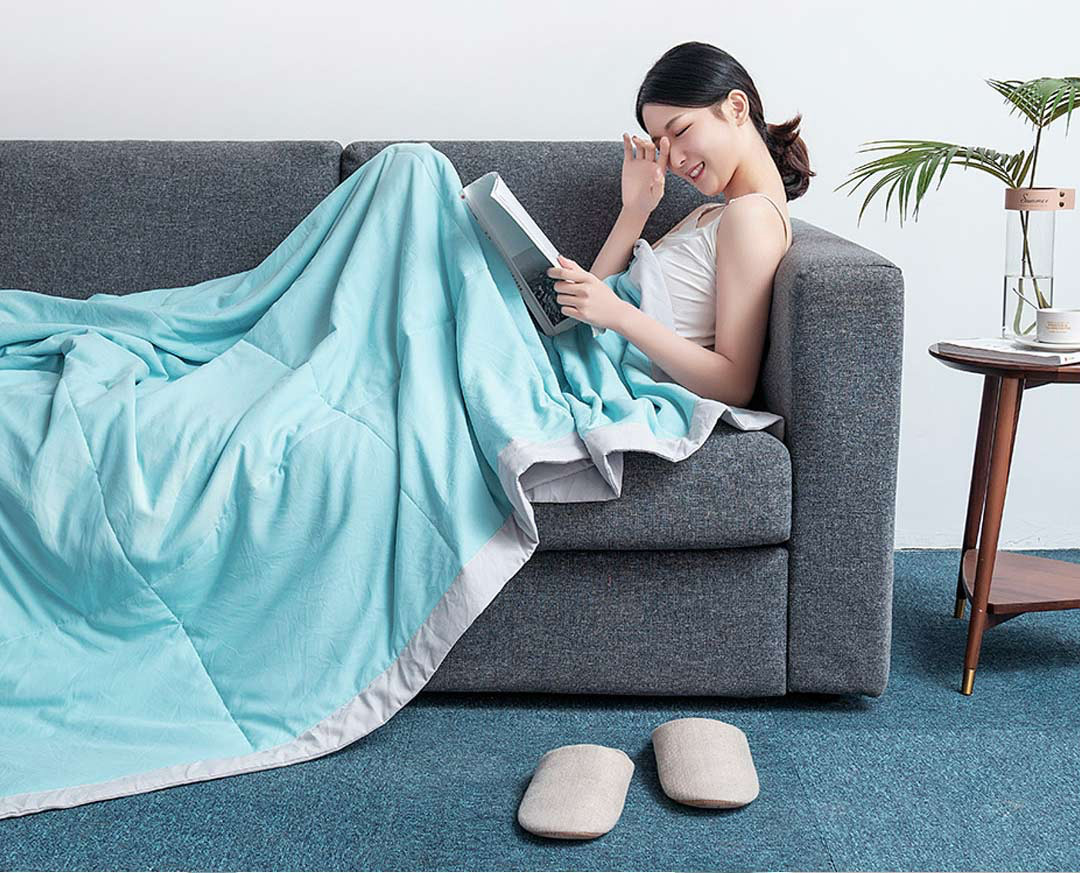 Xiaomi Como Living Summer Air Conditioning Antibacterial Blanket