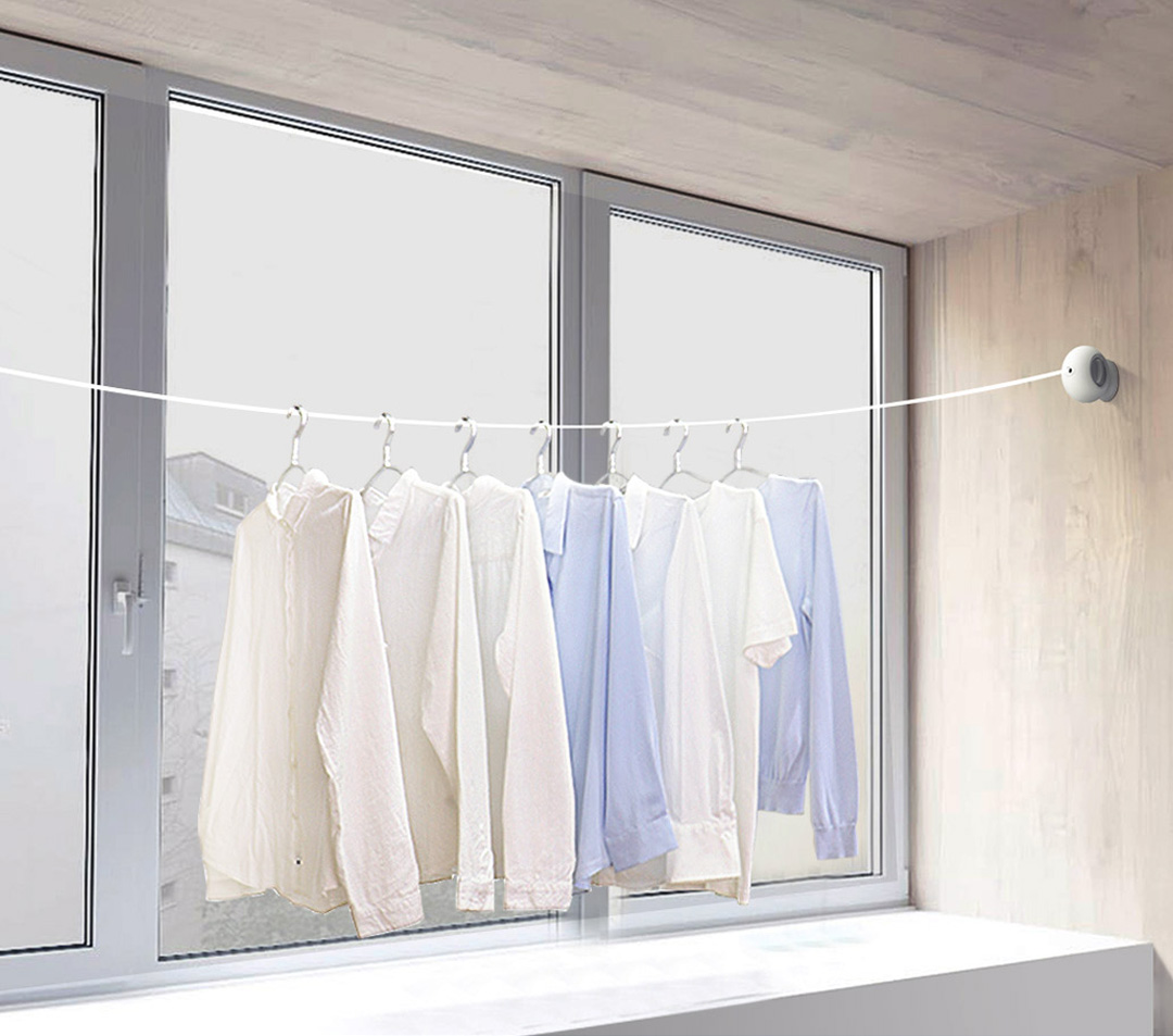 Mr.Bond Retractable Clothesline Drying Rope
