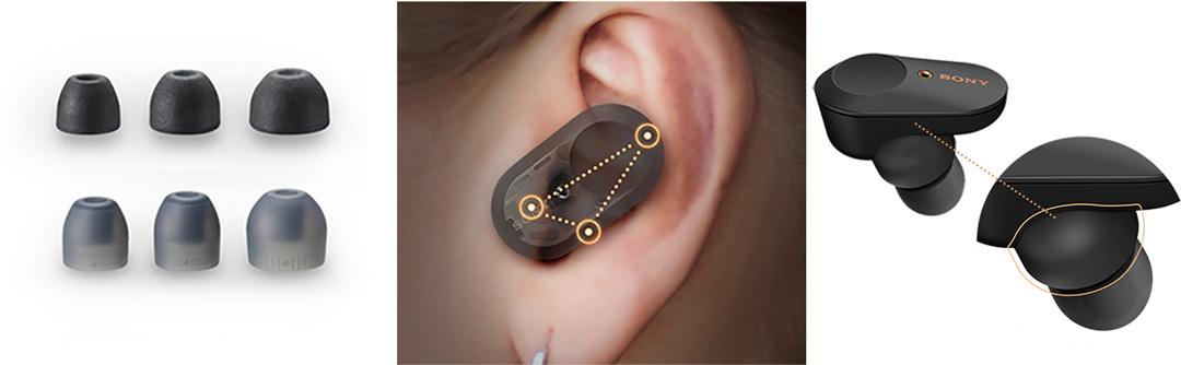 Sony Bluetooth Noise Cancelling Earphone WF-1000XM3