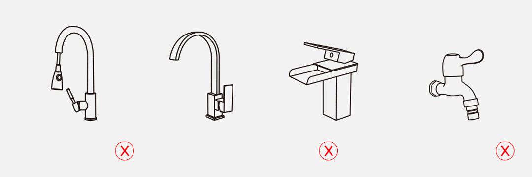 Xiaomi Diiib Dual Mode Faucet Aerator