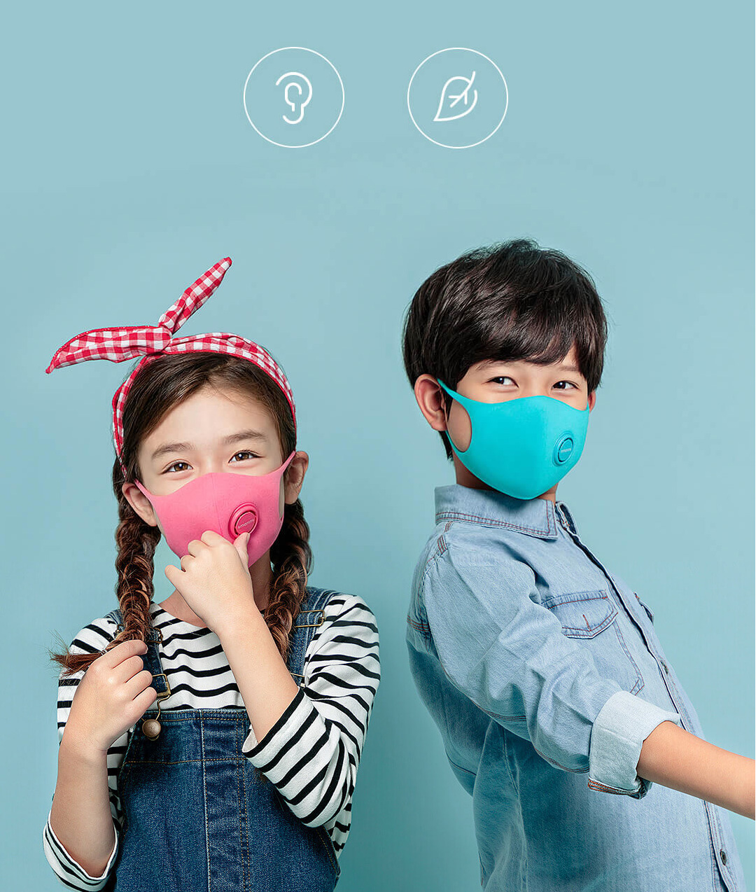 Xiaomi Smartmi Haze Mask Kids Version