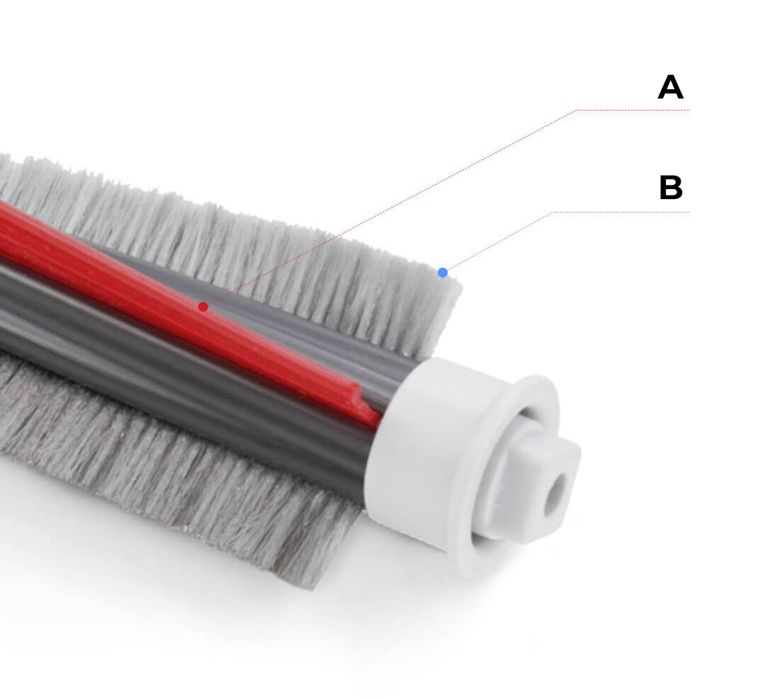 Jimmy Dust Mite Vacuum Cleaner Roller Brush Replacement