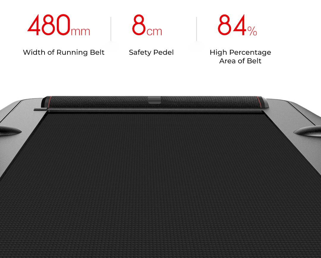 Kingsmith K12 2-in-1 Smart Folding Running Walking Sports Treadmill