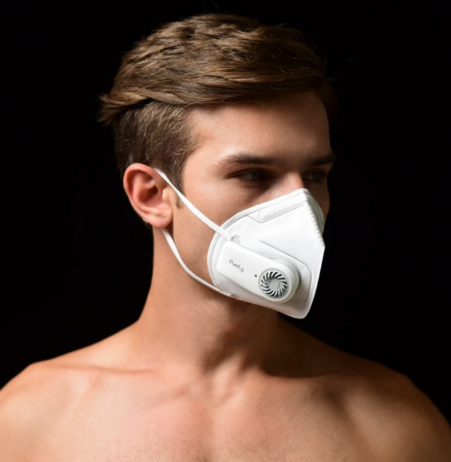 Xiaomi Purely Respirator Mask