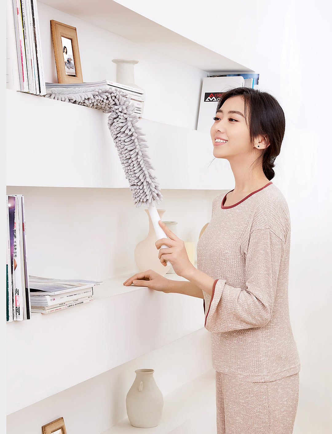 Xiaomi Yijie Flexible Handheld Duster Cloth