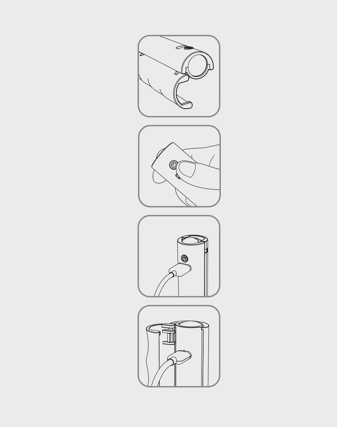 Xiaomi Youle LOVExtend 3in1 Handle Powerbank Flashlight