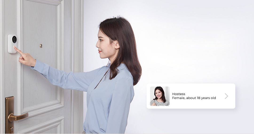 Xiaomi Mijia Smart Video Doorbell