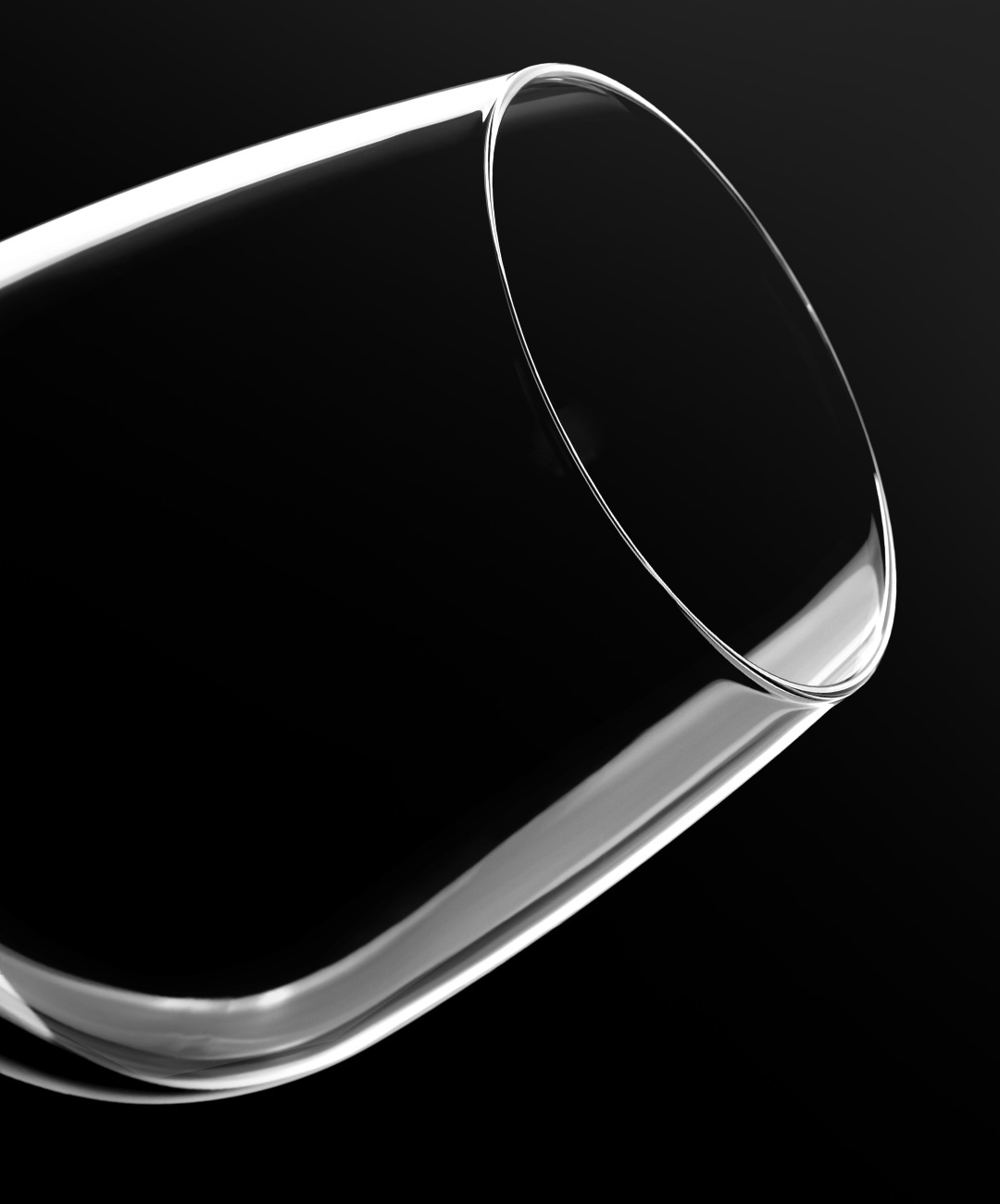 Circle Joy Crystal Glass Wine Glasses CJ-JB04