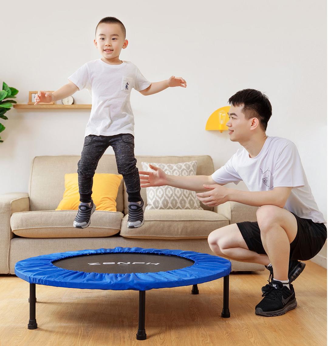 Zenph Foldable Fitness Trampoline