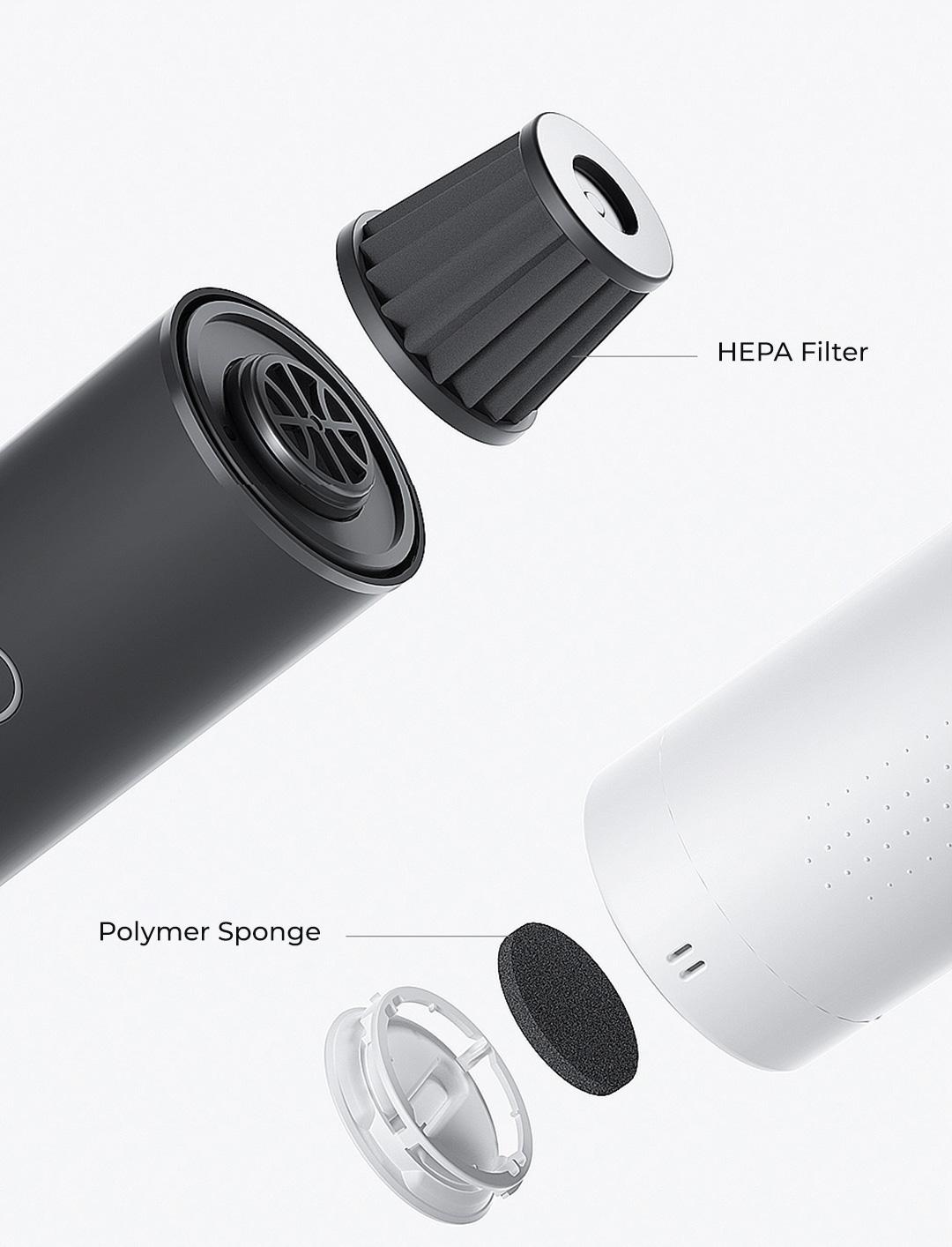 Roidmi NANO Portable Vacuum Cleaner