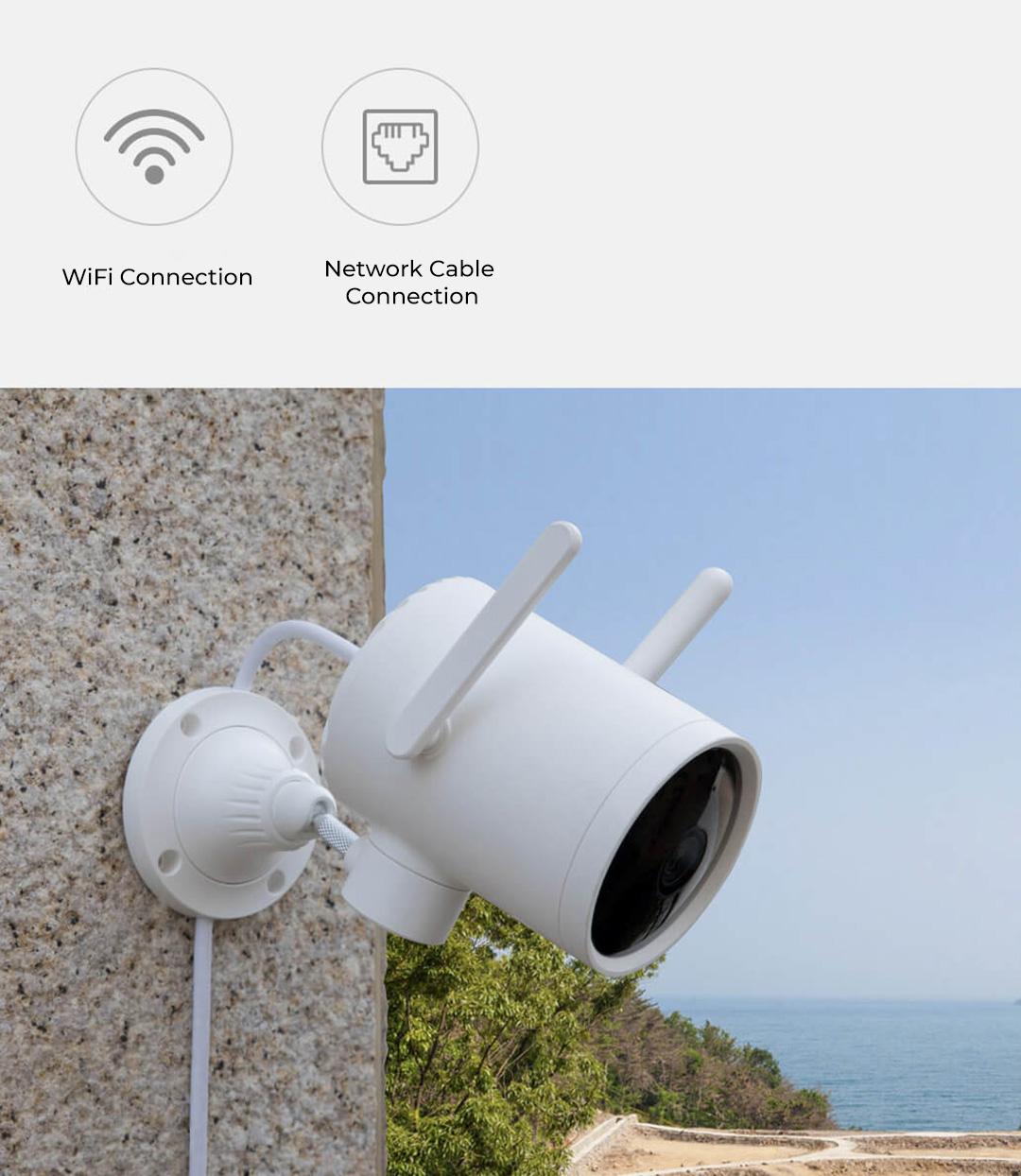 Xiaomi XiaoBai IP CCTV PTZ Camera N1 Version