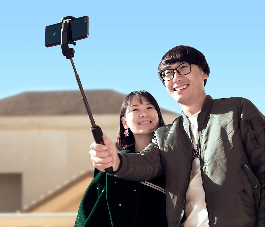 Xiaomi 2-In-1 Selfie Stick