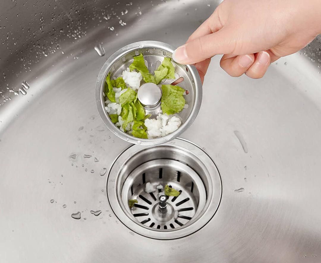 Xiaomi Submarine Stainless Steel Kitchen Sink Strainer