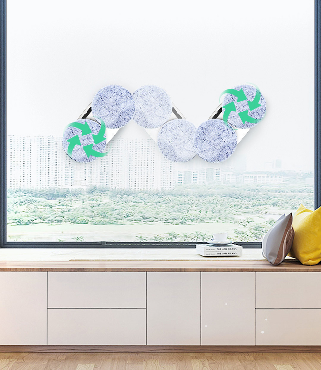 Xiaomi Hutt Smart Robotic Window Cleaner