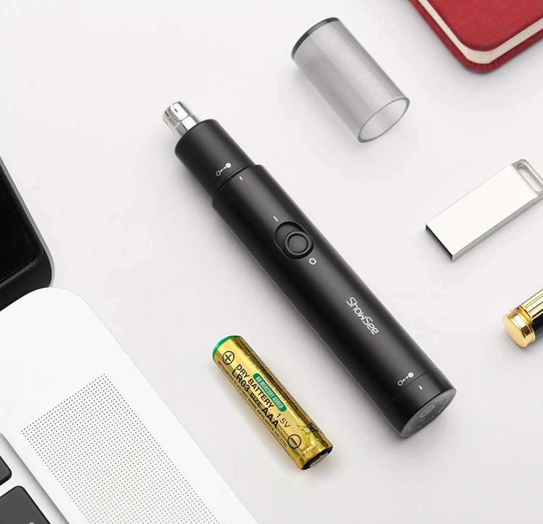 Xiaomi ShowSee Electric Nose Hair Trimmer